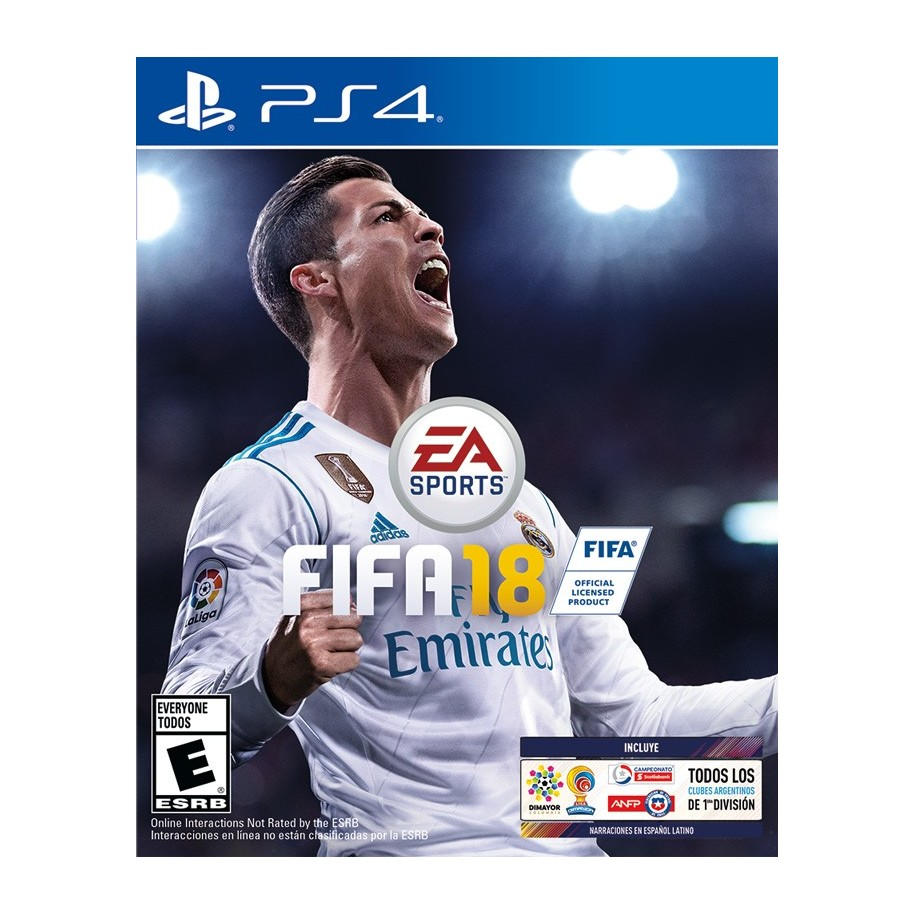 Ps3 fifa2018 : French cast iron
