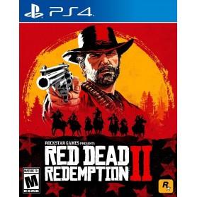 JUEGO PS4 READ REDEMPTION 2 PLAYSTATION 4 FISICO