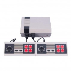 CONSOLA MINI FAMILY GAME RETRO 8 BIT VINTAGE 620 JUEGOS
