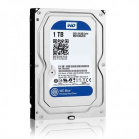 DISCO RIGIDO 1TB WD BLUE WESTERN DIGITAL HDD 7200RPM SATA III 3.5