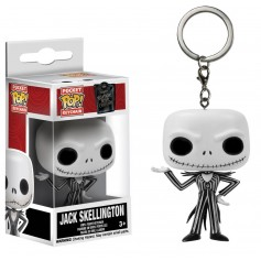 LLAVERO FUNKO POP JACK SKELLINGTON ORIGINAL