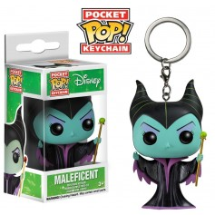 LLAVERO FUNKO POP MALEFICENT DISNEY ORIGINAL