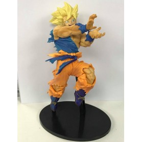 FIGURA COLECCIONABLE DRAGON BALL Z SON GOKU KAMEHAMEHA A108