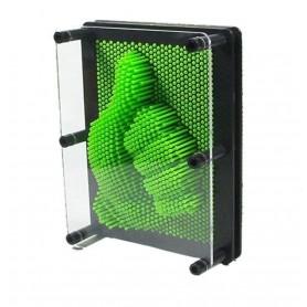 MINI CUADRO 3D PINART 3D CHICO 10 X 8 JUEGO DIDACTICO ACTIVIDAD SENSORIAL