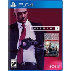 JUEGO PS4 HITMAN 2 PLAYSTATION 4 FISICO