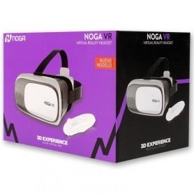 ANTEOJO DE REALIDAD VIRTUAL 3D VR 360 LENTE CONTROL BLUETOOTH CELULAR NOGA VR