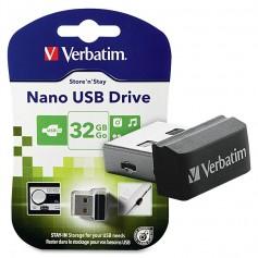 PEN DRIVE VERBATIM 32GB NANO STAY IN