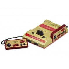 CONSOLA FAMILY GAME RETRO LEVEL UP 60 JUEGOS 2 PERSONAS EDICION GOLD