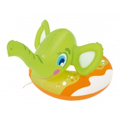 INFLABLE PILETA ELEFANTE SPRAY RING LANZA AGUA 69X61CM BESTWAY