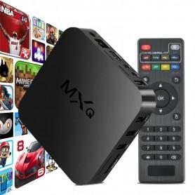 SMART TV BOX OTT TV BOX QUAD CORE 1GB RAM 8GB 4K ANDROID 6,0
