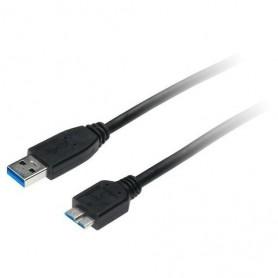 CABLE PARA DISCOS RIGIDOS MICRO USB 3.0 A USB 3.0 AOWEIXUN