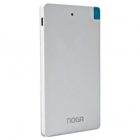 CARGADOR PORTATIL NOGA PB-40 4000MAH CELULAR TABLET POWER BANK