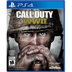 JUEGO PS4 CALL OF DUTY WWII FISICO