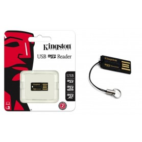 LECTOR DE MEMORIAS SD MICRO SD KINGSTON ORIGINAL