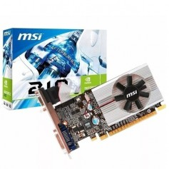 PLACA DE VIDEO MSI GEFORCE GF 210 1GB DDR3 LOW PROFILE DVI HDMI