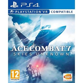 JUEGO PS4 ACECOMBAT 7 SKIES UNKNOWN PLAYSTATION VR MODO INCLUIDO