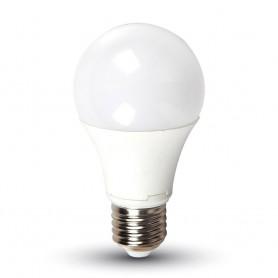 LAMPARA FOCO 12V LED 10W ROSCA COMUN BARCOS CASA RODANTE PORTATILES LUZ DIA SIX ELECTRIC
