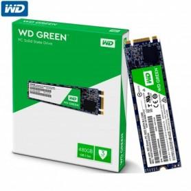 DISCO SSD WESTERN DIGITAL M2 480GB GREEN SATA