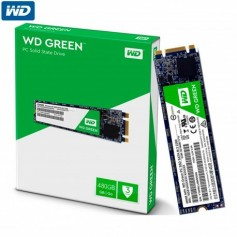 DISCO SSD WESTERN DIGITAL M2 480GB GREEN SATA