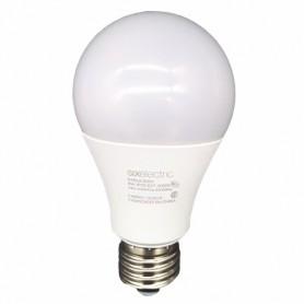 LAMPARA LED BULBO A60 11W E27 LUZ CALIDA SIX ELECTRIC