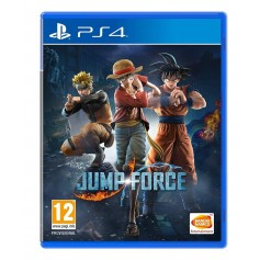 JUEGO PS4 JUMP FORCE PLAYSTATION 4 FISICO