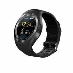 SMARTWATCH BAND FIT WEST Y1 PLUS RELOJ INTELIGENTE CELULAR ANDROID IPHONE CONTADOR PASOS CALORIAS FRECUENCIA CARDIACA
