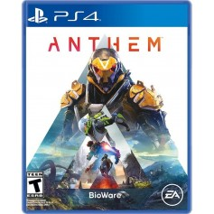 JUEGO PS4 ANTHEM ORIGINAL FISICO