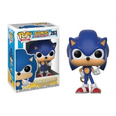FUNKO GRANDE ORIGINAL SONIC WITH RING