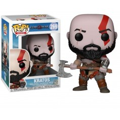 FUNKO GRANDE ORIGINAL KRATOS GOD OF WAR