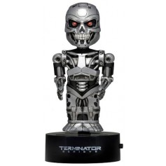 FIGURA COLECCIONABLE NECA TERMINATOR GENISYS ENDOSKELETON SOLAR POWERED