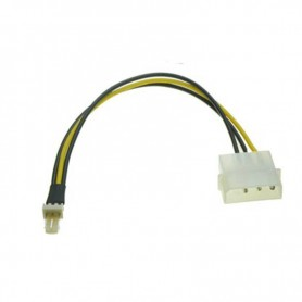 CABLE DE FUENTE ADAPTADOR MOLEX A 3 PINES COOLER