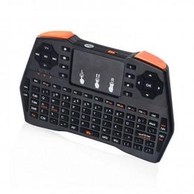 MINI TECLADO INALAMBRICO TOUCHPAD USB 2.4GHZ PC ANDROID TV DAZA