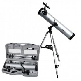 TELESCOPIO REFLECTOR 700X76 TRIPODE CON ESTUCHE RIGIDO DAZA