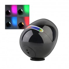 LAMPARA DE LED MULTICOLOR PORTATIL RECARGABLE 250 COLORES DAZA