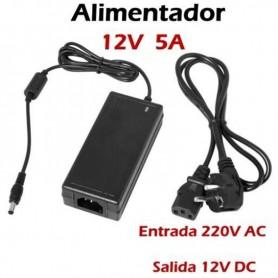 TRANSFORMADOR CAMARAS 12V 5AMP