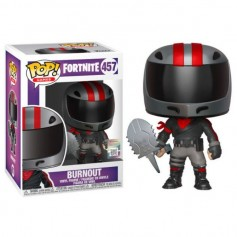 LLAVERO FUNKO POP FORTNITE BURNOUT ORIGINAL