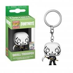 LLAVERO FUNKO POP FORTNITE SKULL TROOPER ORIGINAL