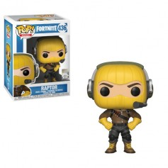 LLAVERO FUNKO POP RAPTOR FORTNITE ORIGINAL