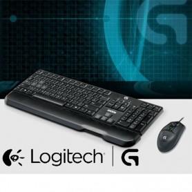 TECLADO Y MOUSE LOGITECH G G100S