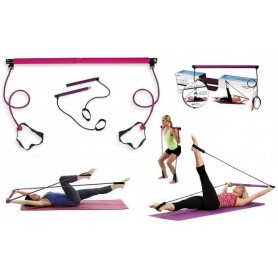 PILATES PORTABLE STUDIO + DVD REGALO ENTRENAMIENTO KIT UNICO GYM EJERCICIO