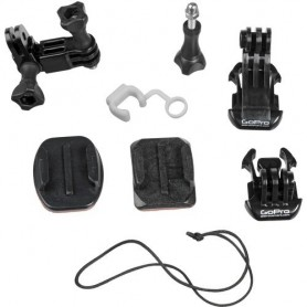 ACCESORIO GO PRO ORIGINAL REPLACEMENT PARTS REPUESTOS Y SOPORTES KIT INICIAL