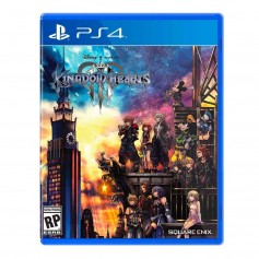 JUEGO PS4 KINGDOM HEARTS III FISICO 2019