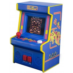 MINI ARCADE DE MESA PACMAN RETRO GAME ORIGINAL