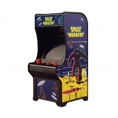 CONSOLA MINI JUEGO RETRO TINY ARCADE SPACE INVADERS 378 LLAVERO