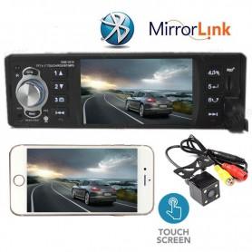 ESTEREO AUTO CON PANTALLA BLUETOOTH USB MP3 FM 4019 TFT STEREO
