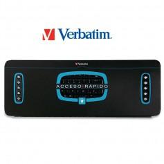 Teclado Con Cable Verbatim 96780 Acceso Rapido