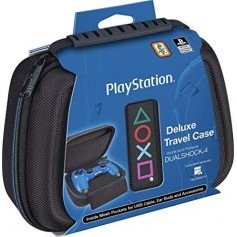 FUNDA PARA JOYSTICK PLAYSTATION 4 PS4 TRAVEL CASE DUALSHOCK 4 ORIGINAL