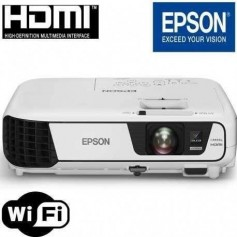 PROYECTOR EPSON S41 POWERLITE 3300 LUMENS VGA HDMI CONTRASTE 15000:1