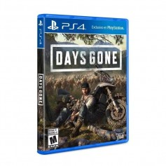 JUEGO PS4 DAYS GONE ULTIMO LANZAMIENTO 2019