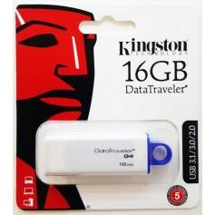 PENDRIVE 16GB KINGSTON G4 DATATRAVELER 3.1 3.0 2.0
